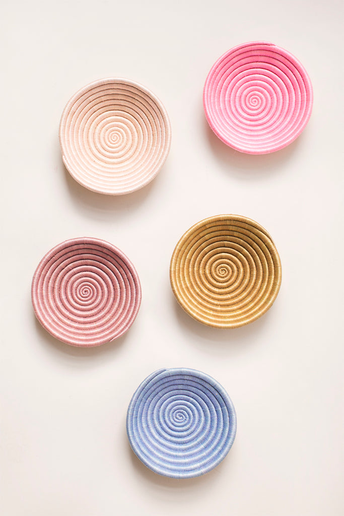 Mini Plateaus {More Colors}