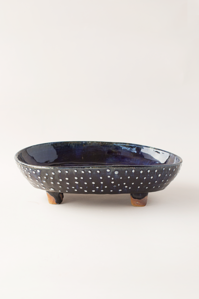 Gatagara Footed Tray