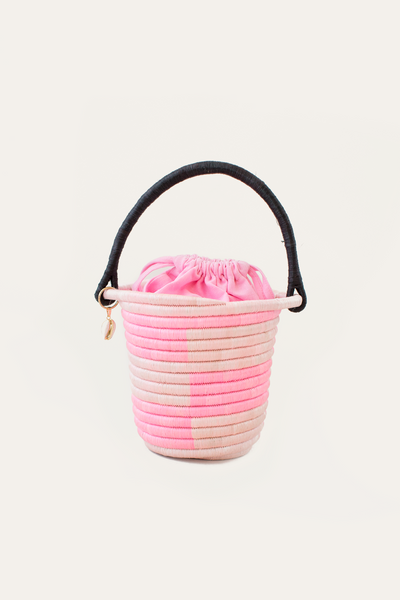 Lucine Bucket Bag Blocked