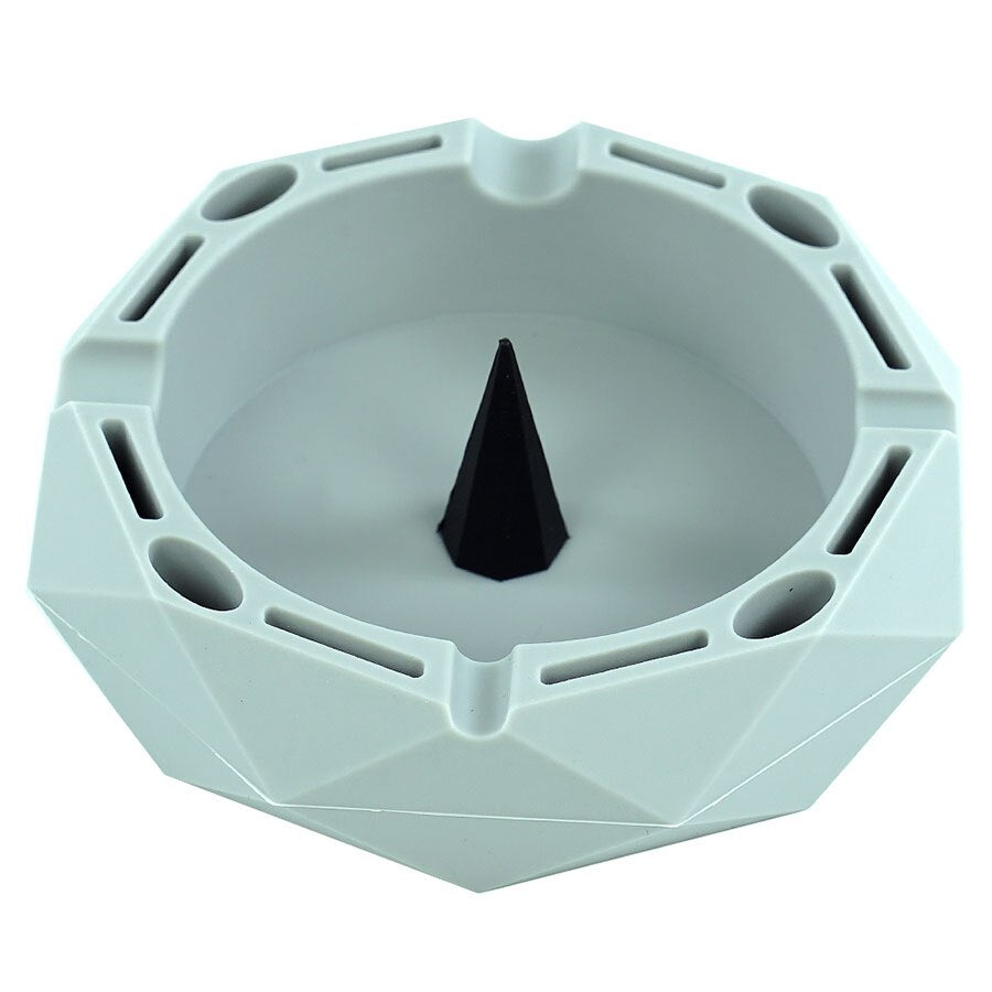 Silicone Diamond Ashtray