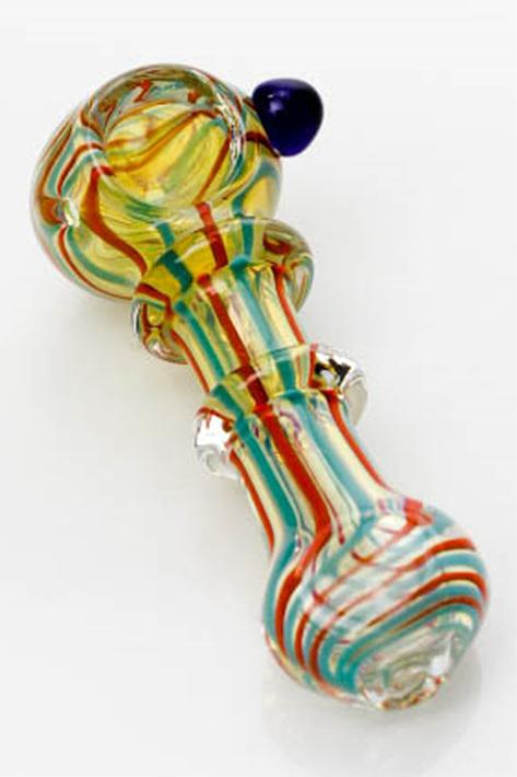 "4.5"" Soft Glass Hand Pipe"