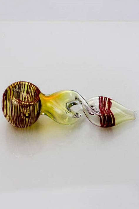 "4.5"" Color-Changing Twist Pipe"