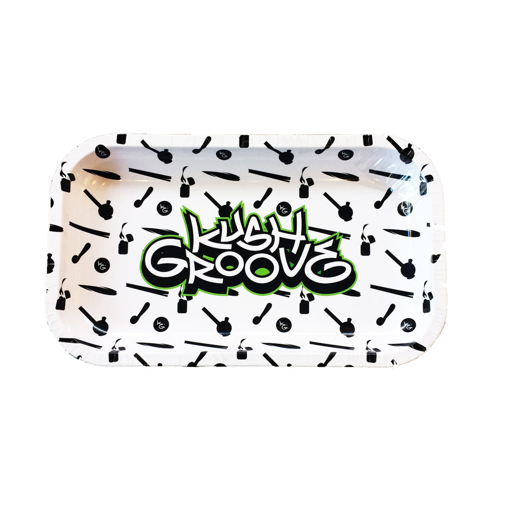 Kush Groove 'Tools' Rolling Tray