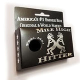 "Mile High Hitter  | Double Dugout | 3"" Quartz Glass"