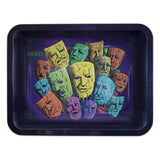 "OOZE - ""Mood Swings"" - Metal Rolling Tray - Small, Medium or Large (1 Count)"