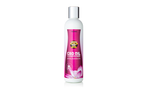 Kangaroo CBD Infused Conditioner 150MG