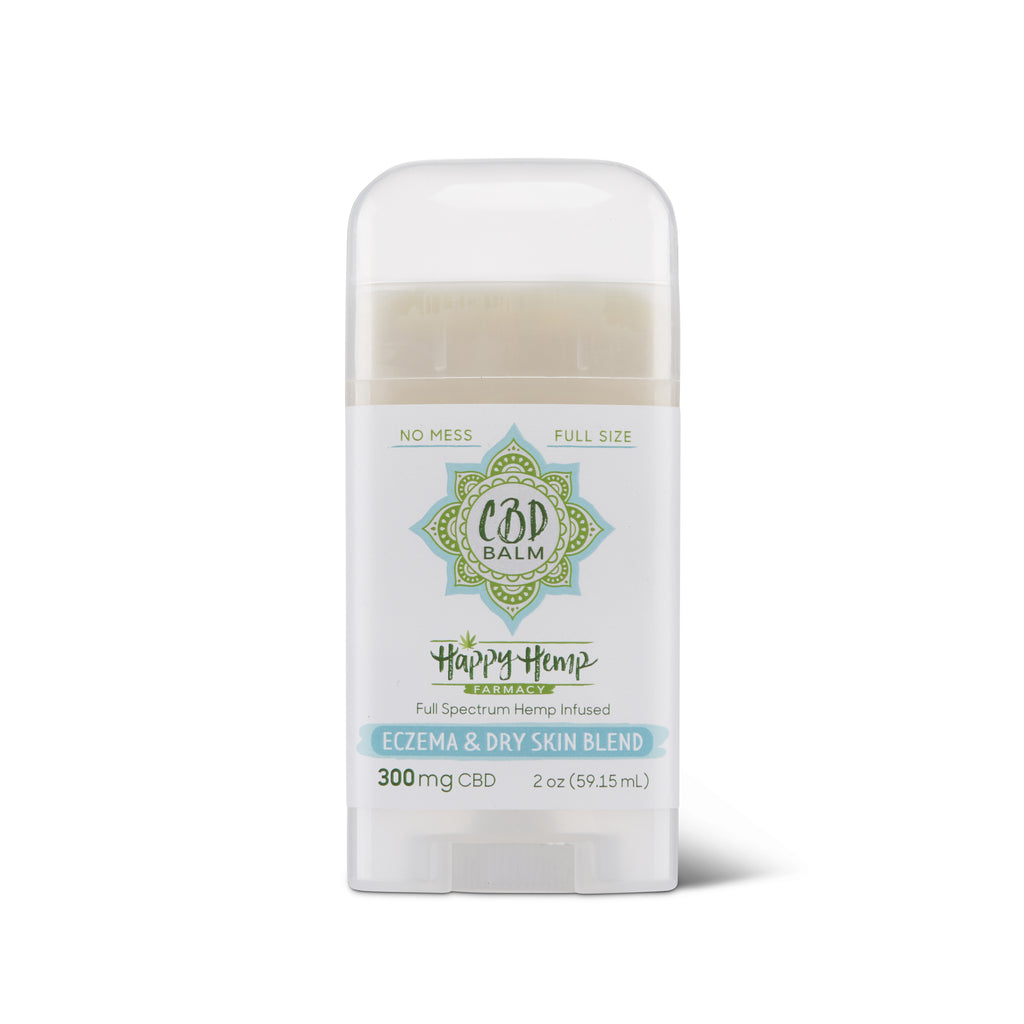 300mg No-Mess CBD Balm - Dry Skin Blend