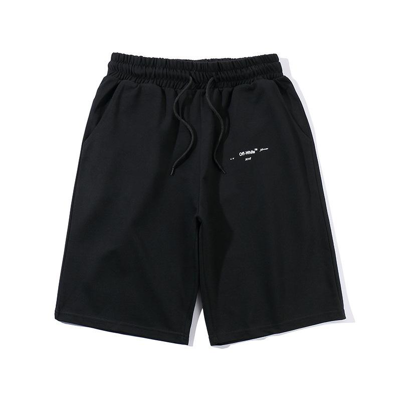 O-WHITE 3D SHORTS (BLACK)