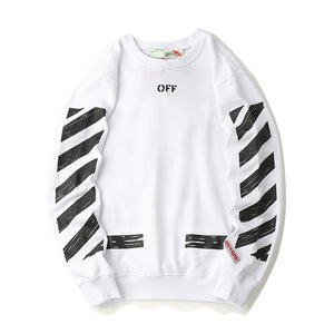 O-WHITE LONG SLEEVE SEEING THINGS (WHITE)