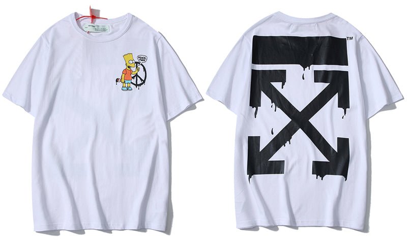 O-WHITE DRIPPY SIMPSONS (WHITE)