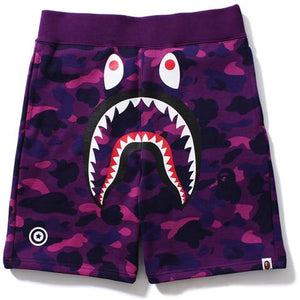 A.B.A. SHORTS SHARK PURPLE
