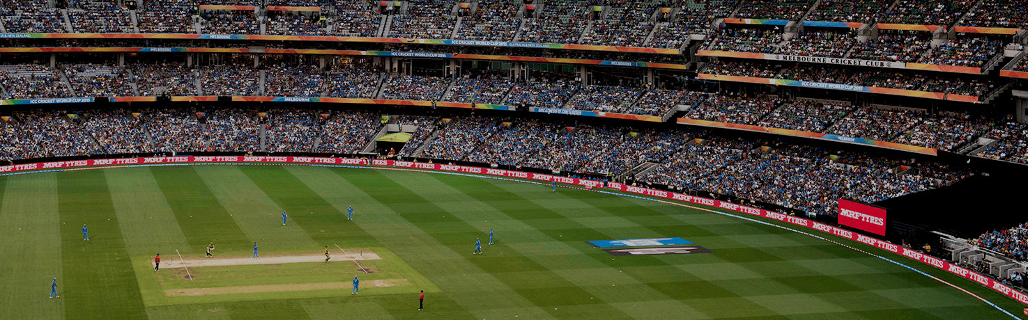 Melbourne Cricket Ground T20 World Cup Hospitality 2020