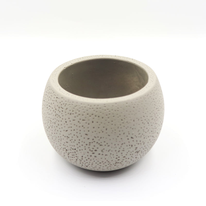 Slightly Mini Concrete Pot