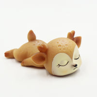 Sleeping Deer Miniature Collection