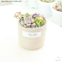 Pulpy Tubular Planter (Medium)