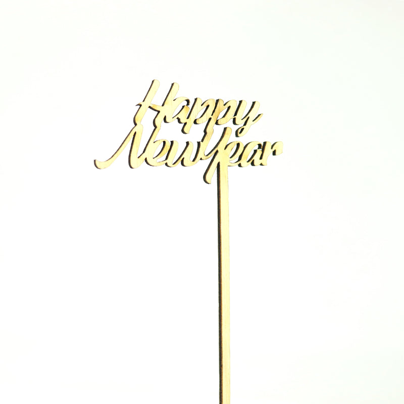 Wish Topper - Happy New Year