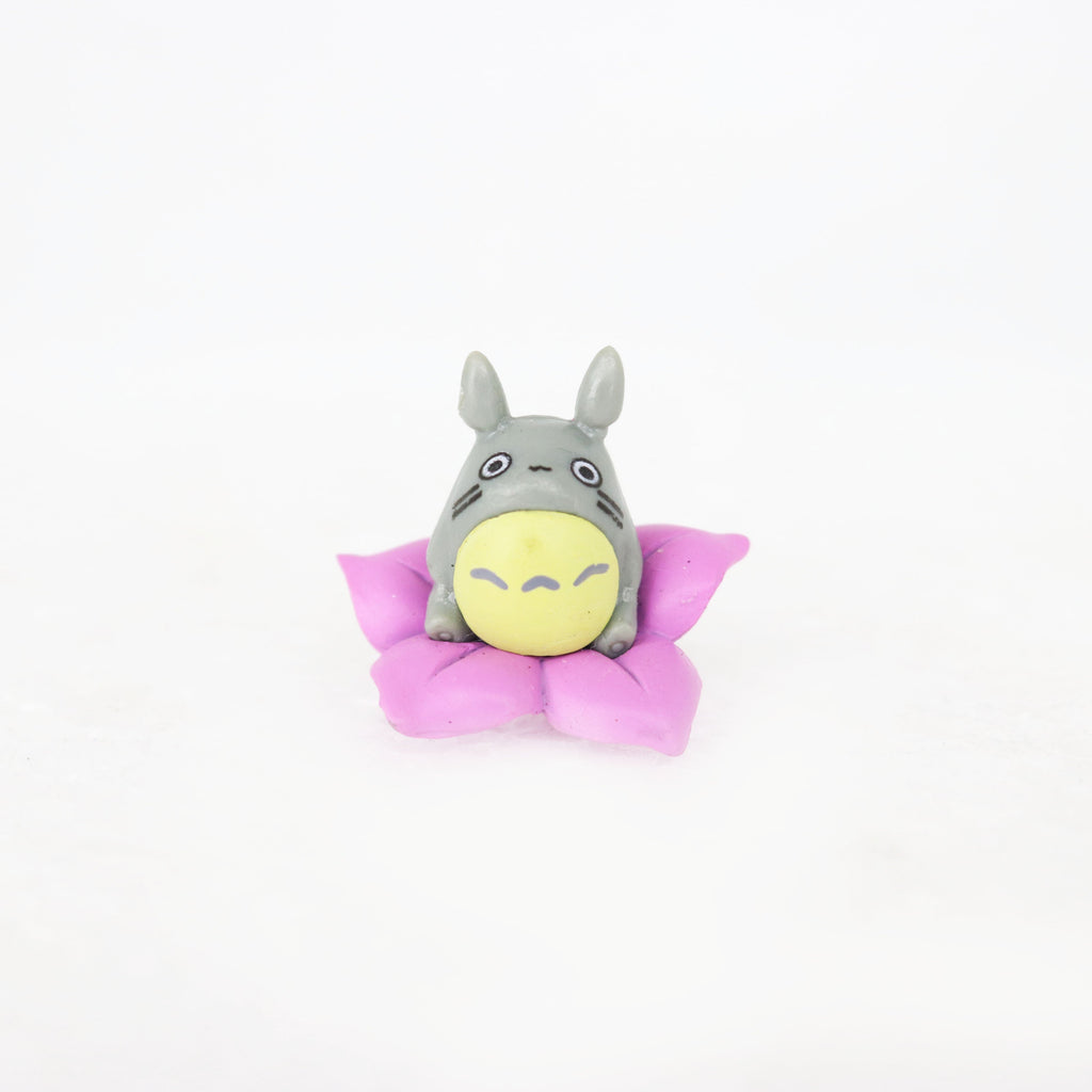 Totoro Miniature - Floating Flower