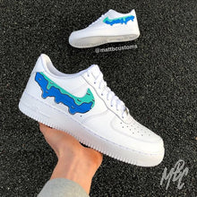 Load image into Gallery viewer, NIKE AF1 - DRIP SWOOSH - MattB Customs