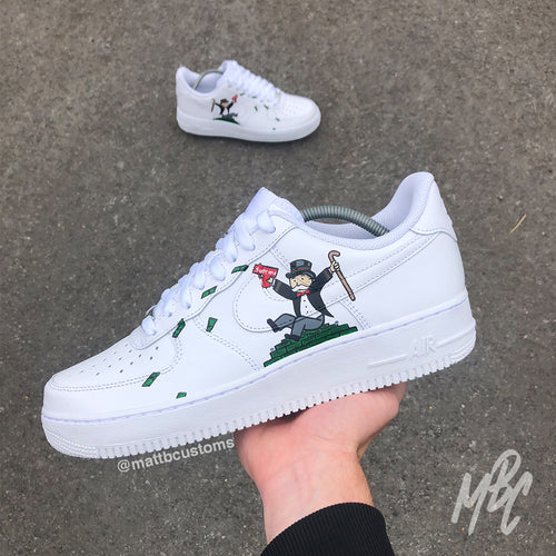 NIKE AF1 - HYPEBEAST MR. M | V2 - MattB Customs