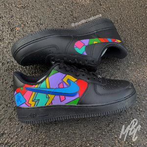 NIKE AF1 - CARTOON FREESTYLE