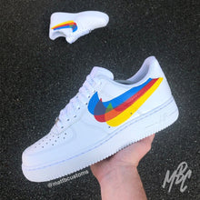 Load image into Gallery viewer, NIKE AF1 - SWOOSH OVERLAP - MattB Customs