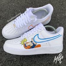 Load image into Gallery viewer, NIKE AF1 - DBZ (PAINTED) - MattB Customs