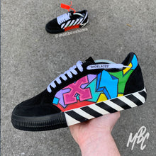 Load image into Gallery viewer, OFF-WHITE  - CARTOON FREESTYLE - MattB Customs