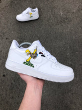 Load image into Gallery viewer, NIKE AF1 - GREEDY HYPEBEAST - MattB Customs