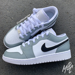 NIKE JORDAN 1 LOW  - OG COLOUR WAY (Create Your Own) - MattB Customs