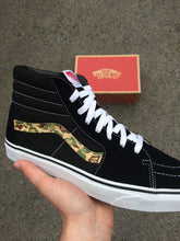 Load image into Gallery viewer, VANS S8 HI - ARMY BAPE CAMO