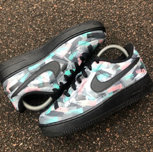 Load image into Gallery viewer, NIKE AF1 - ABSTRACT PAINT SWIPE - MattB Customs