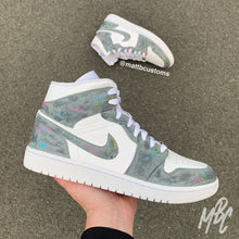 Load image into Gallery viewer, NIKE JORDAN 1  - CONCRETE - MattB Customs