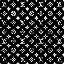 Load image into Gallery viewer, LV MONOGRAM STENCIL - MattB Customs