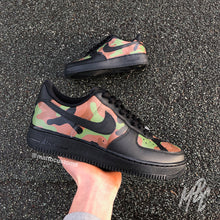 Load image into Gallery viewer, NIKE AF1 - WOODLAND ARMY CAMO