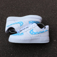 Load image into Gallery viewer, NIKE AF1 - BABY BLUE LV
