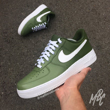 Load image into Gallery viewer, NIKE AF1 - KHAKI FADE - MattB Customs