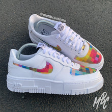 Load image into Gallery viewer, NIKE AF1 PIXEL - PIXEL - MattB Customs