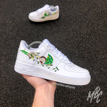 Load image into Gallery viewer, NIKE AF1 - RICK & MORTY ON THE RUN