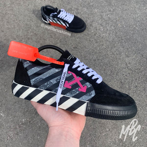 OFF-WHITE  - GREY TONE - MattB Customs