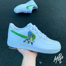 Load image into Gallery viewer, NIKE AF1 - HYPEBEAST RICK & MORTY