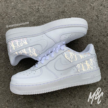 Load image into Gallery viewer, NIKE AF1 - REFLECTIVE DIOR - MattB Customs