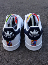 Load image into Gallery viewer, ADIDAS STAN SMITH - FREESTYLE SWIPE - MattB Customs