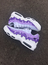 Load image into Gallery viewer, NIKE AIR MAX 95 - PURPLE DRIPPING