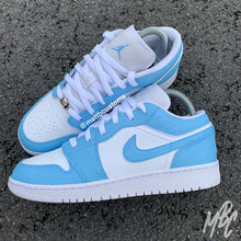 Load image into Gallery viewer, NIKE JORDAN 1 LOW  - OG COLOUR WAY (Create Your Own) - MattB Customs