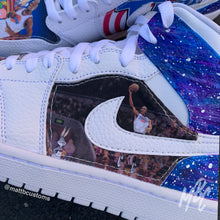 Load image into Gallery viewer, NIKE JORDAN 1 - SPACE JAM - MattB Customs