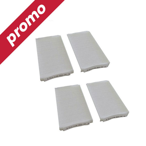 2 set filtri ISO Coarse (G4/G4) - ComfoAir 180