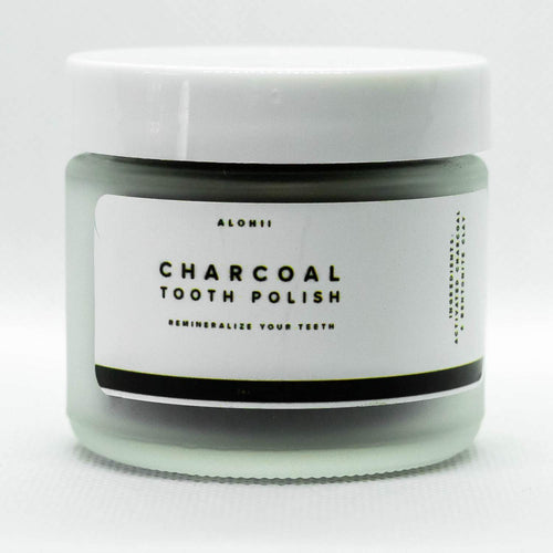 Charcoal Tooth Polish