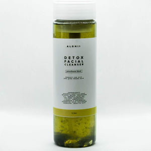 Detox Facial Cleanser
