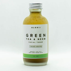 Green Tea & Neem Facial Toner