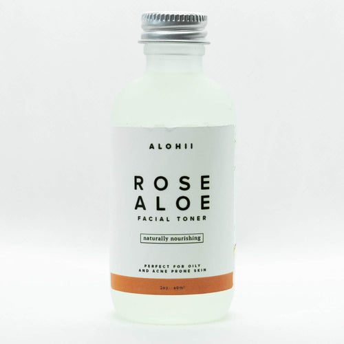 Rose Aloe Facial Toner